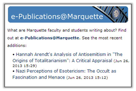 http://www.marquette.edu/library/